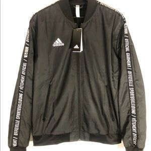 ㊙️ Adidas Football Anthem Zip-up Jacket (M)